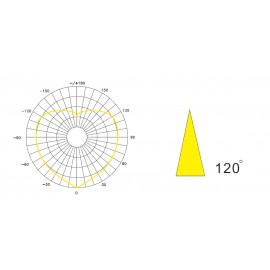 DOWNLIGHT 18W 1440lm 4K IP20 190´