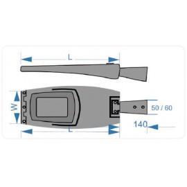 STR 590MW 24W 3100LM 740 S (130lm/W) PHILIPS LED TRIDONIC DRIVER