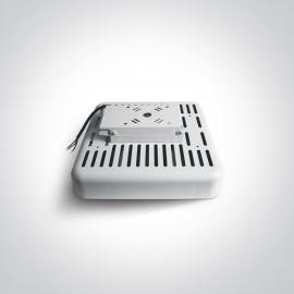 WHITE LED SURFACE 120W CW IP65 100-240V