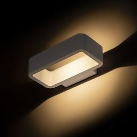 TAPA fali fehér 230V LED 6W IP54 3000K